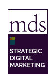 MDS Strategic Digital Marketing Logo
