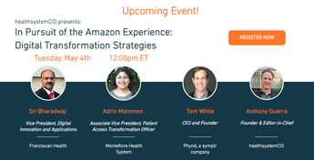 In Pursuit of the Amazon Experience: Digital Transformation Strategies