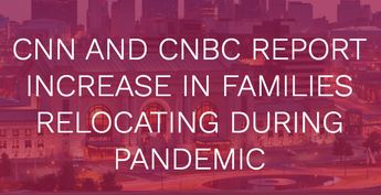 Increase in Families Relocating During Pandemic