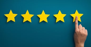 Five steps to improving your Star Ratings