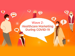 Pandemic Effects on Healthcare Marketers: Results from a New Survey - Wave 2